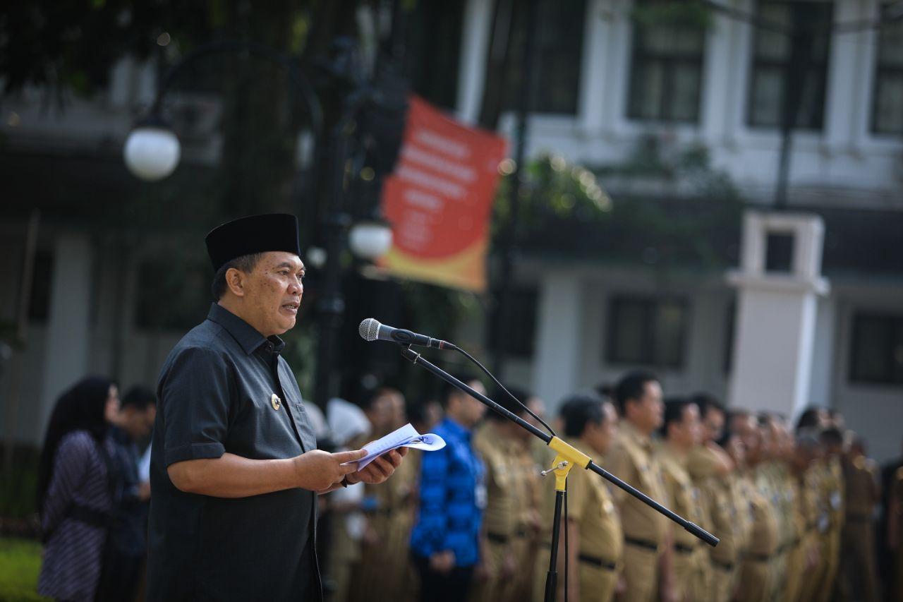 Pengambilan Sumpah Janji PNS Formasi Tahun 2018